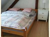Apartmán ložnice 2 - chatky k pronajmutí Býšovec - Smrček