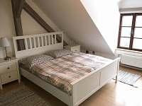 Apartmán ložnice 3 - chatky ubytování Býšovec - Smrček