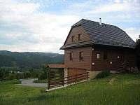 Chata k pronájmu - zimní dovolená Dalečín