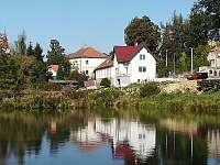 Chalupa ubytování v obci Čáslavsko