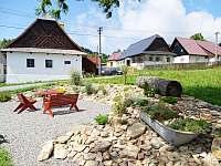 Chalupa k pronajmutí - dovolená Přírodní koupaliště Nové Město na Moravě rekreace Daňkovice