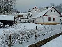 chalupa zima - pronájem Obrataň - Bezděčín