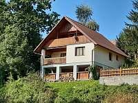ubytování v Železných horách Chata k pronájmu - Budislav u Litomyšle