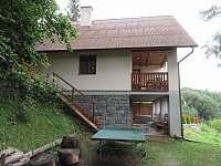 Ubytování Budislav - chata k pronajmutí