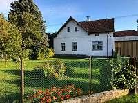 ubytování na Pelhřimovsku Chalupa k pronajmutí - Častrov - Perky