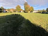 Pohled na vesničku - Častrov - Perky