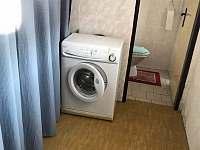 WC - pronájem chalupy Častrov - Perky