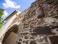 Kamenná pana, hradební opevnění - Jemnice
