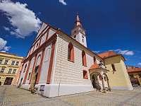 Kostel sv. Stanislava - apartmán k pronájmu Jemnice