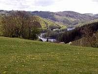 Výhled na Vírskou přehradu - Chlum-Korouhvice