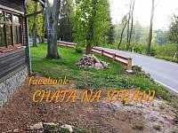 Silnice směr Studnice... - chata ubytování Hlinsko na Vysočině