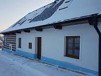 ubytování Bystřice nad Pernštejnem Chalupa k pronajmutí