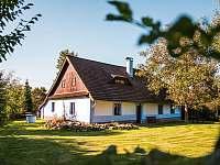 Chalupa k pronajmutí - okolí Budislavi