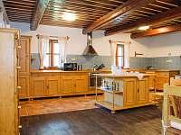 Kuchyň - chalupa k pronájmu Proseč - Záboří