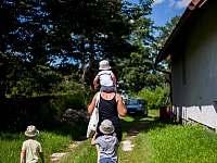 Cesta kolem - Vlachovice