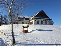 Apartmán na horách - dovolená  rekreace Sněžné - Blatiny