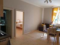 Penzion Waldsteinovo Zátiší, Apartmán 8 a 9 pohled od vstupních dveří. - Svatoslav