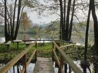 Penzion Waldsteinovo Zátiší, Rybník - Svatoslav