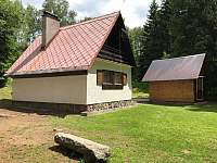 Chata k pronajmutí Nové Město na Moravě Vlachovice