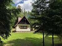 Chata na Cihelně Nové Město na Moravě - k pronajmutí Vlachovice
