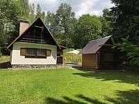 Chata ubytování v obci Sirákov