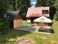 Chata na Cihelně - chata ubytování Vlachovice - 5
