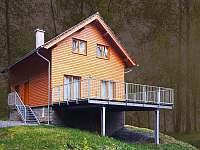 Vysočina: Chata k pronajmutí