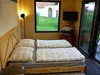 Obytný pokoj - chata k pronajmutí Perneštejnské Jestřabí - Maňová