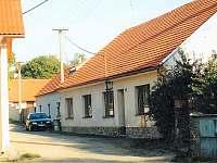 ubytování Skiareál Baby Třebíč - Pod kostelíčkem na chalupě k pronájmu - Hartvíkovice