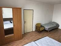Ložnice 1 - Krucemburk