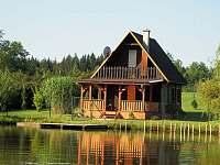 Chata ubytování v obci Dunice