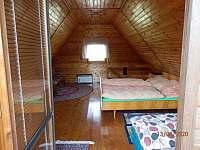 Ložnice - chata k pronájmu Bělá - Tasice