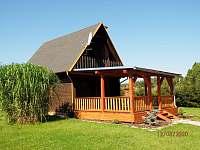Terasa - chata ubytování Bělá - Tasice