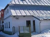 Chalupa u Jirky Staré Ransko - ubytování Krucemburk - Staré Ransko