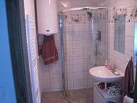 Koupelna dvě - pronájem chalupy Krucemburk - Staré Ransko