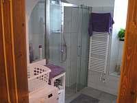 Koupelna první - chalupa k pronájmu Krucemburk - Staré Ransko