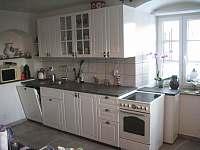 Možnost vařit a příprava jídla - chalupa ubytování Krucemburk - Staré Ransko