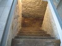 Schody do sklípku - Krucemburk - Staré Ransko