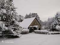 Okolí podzim zima - Rozsochatec - Skořetín