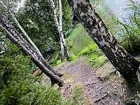 procházka u rybníka Peklo - Kraskov
