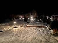 zimní období - Kraskov