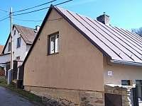 Ubytování Na Žabárně Brtnice - rekreační dům ubytování Brtnice