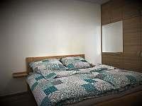 Ložnice - apartmán ubytování Nové Město na Moravě