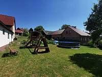 Bazén s dětským hřištěm - Prosetín u Bystřice nad Perštejnem