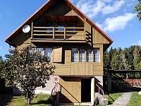 Chata ubytování v obci Chuchel