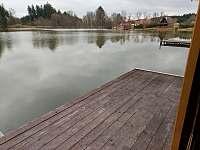 Rybářská chata - chata k pronajmutí - 4 Bělá - Tasice