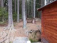 Rybářská chata - chata k pronájmu - 3 Bělá - Tasice