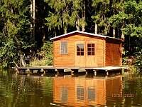 Chaty a chalupy Kouty - rybník Homole na chatě k pronájmu - Bělá - Tasice