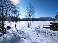 Chalupa u rybníka - chalupa k pronájmu - 28 Bohdalov