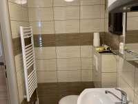 Koupelna - chalupa k pronájmu Moraveč